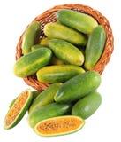 Mountain fruit. Guava Stock Image