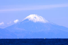 Mountain Fuji Royalty Free Stock Image