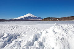 Mountain Fuji Royalty Free Stock Photography