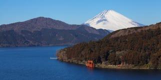 Mountain fuji stock image