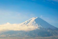 Mountain Fuji with blue sky , Japan . stock image