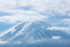 Mountain Fuji fujisan Stock Images