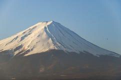 Mountain Fuji Kawakuchiko lake Royalty Free Stock Photography