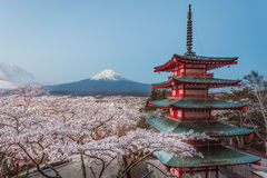 Mountain Fuji Royalty Free Stock Images