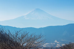 Mountain Fuji Royalty Free Stock Photography