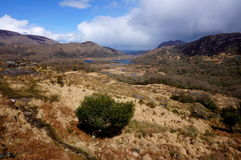 Gap of Dunloe on a nice spring day Stock Photography