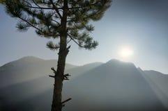 Mountain of Gods Royalty Free Stock Photo