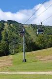 Mountain Gondola Stock Images