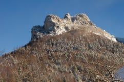 The mountain Great Rozutec Royalty Free Stock Photos