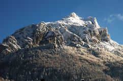 The mountain Great Rozutec Royalty Free Stock Images