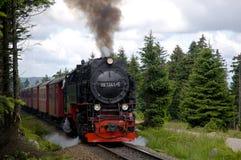 Mountain Harz,Germany Stock Photo