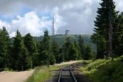 Mountain Harz,Germany Stock Photography