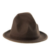 Mountain hat or vivienne westwood hat Stock Photos