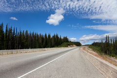 Mountain Highway Stock Images