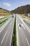Mountain Highway Royalty Free Stock Photography