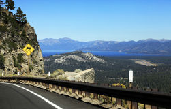 Mountain Highway Stock Image