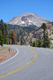 Mountain highway Stock Photography