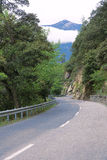 Mountain highway Stock Image