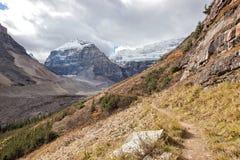 Mountain hiking trail Stock Photo