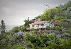 Mountain home Royalty Free Stock Photo