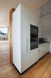 Mountain home, kitchen Stock Photo