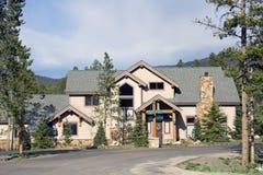 Mountain House Stock Photos