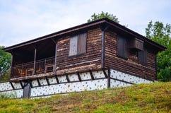 Free Mountain House Royalty Free Stock Photo - 59871685