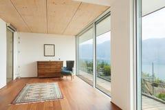 Mountain house, interior Stock Photography