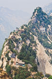 Mountain Hua(Huashan),China Royalty Free Stock Image