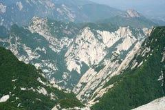 Mountain Huashan Landscape Stock Photography