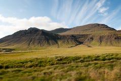 Mountain in Iceland Stock Photo