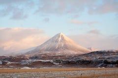 Mountain Iceland Stock Photos