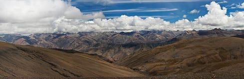 Mountain in Inner Dolpo, Nepal Stock Image