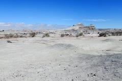 Mountain in Ischigualasto, Valle de la Luna Stock Photo