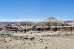 Mountain in Ischigualasto valley Stock Photo
