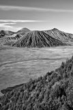 Mountain at Java Indonesia. View of a Mountain at Java Indonesia Royalty Free Stock Image