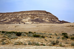 Desert Mountain Stock Photography