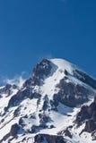 Mountain Kazbek Stock Photos