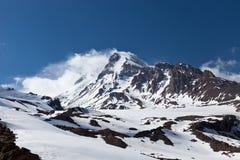 Mountain Kazbek Royalty Free Stock Photo