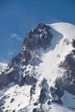 Mountain Kazbek Stock Photography