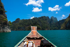Mountain at Khao-sok Suratthani, Thailand Stock Image