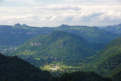 Mountain Khao Yai Royalty Free Stock Photos