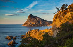 Free Mountain Khoba-Kaya, Noviy Svet, Crimea Royalty Free Stock Photos - 75822258