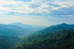 Mountain at Kiew Krating Stock Photo