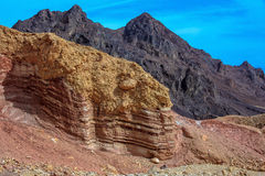 Mountain of King Solomon Royalty Free Stock Images