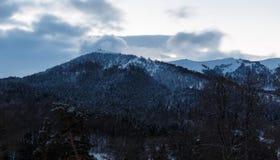 Mountain Kokhta-Samtskhe-Javakheti-Georgia Stock Image