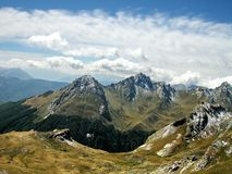 Mountain Korab  Royalty Free Stock Images