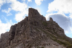 Mountain Krottenk�pfe Royalty Free Stock Image