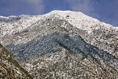 Mountain in La Margineda. Principality of Andorra Royalty Free Stock Photography