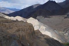 The mountain in Ladahk Royalty Free Stock Photos